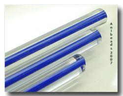Moretti 242 klar/Mittelblau 5-6mm 33cm