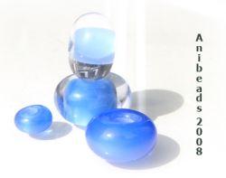 Mistic blue-motion (Mystic Blau)104AK 33cm
