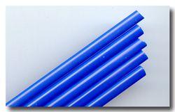 Lauscha Stringers blau opak u. Anlauf