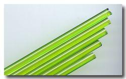 Lauscha Stringers grün transparent