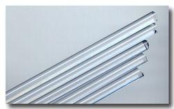 Lauscha Stringer Klarglas 1,5 - 2,00mm Durchmesser 6x 33cm