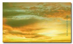 Lauscha Sunrise Tricolor 33cm