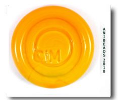 Messy Color  Pumpkin  CiM ca. 33cm 5-6mm 104AK