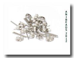 Vetromagic Ohrstecker/Earstuds - 10 Paar/pair (20Stück)