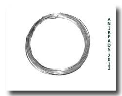 5 m Chirurgenstahl-Draht - 0,6 mm / 5 m Surgical steel wire - 0,