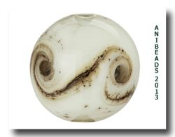 791817-P Vetrofond E.L.O. Pale (Extremely Pale Light Olive) 33cm
