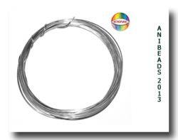 5 m Chirurgenstahl-Draht - 0,8 mm / 5 m Surgical steel wire - 0,