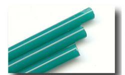 Opal Glasstäbe:  grasgrün /  verde erba