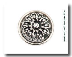 Rico Design so cool! - Button - Druckknopf Ornament 4 14mm