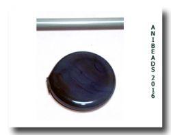 Effetre Navy Blue Premium Handmade ca. 30cm