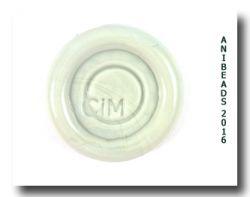 Messy Color Pistachio Ice Cream 5-6mm(LTD. RUN) CiM ca. 33cm