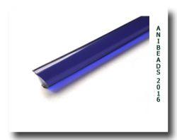 Lauscha Blueberry SILVER BLUE-PURPLE  33cm 7-8mm
