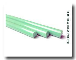 Lauscha Pasteltürkis 33cm 7,5-8,5mm