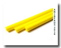 Lauscha gelb mittel opak u. Anlauf ab 33cm 6-8mm