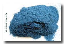 Thompson Enamel:  -Emailpulver Oxford Blue opaque   10gr