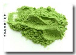 Thompson Enamel:  -Emailpulver Apple Green opaque   10gr