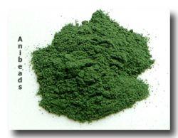 Thompson Enamel: - Emailpulver Moos Green opaque   10gr