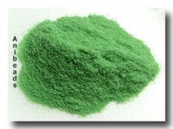 Thompson Enamel: - Emailpulver Gem Green Transparent  10gr
