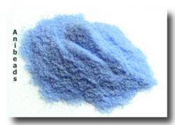 Thompson Enamel: - Emailpulver Bonnet Blue Transparent  10gr