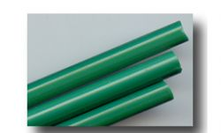 Moretti Glasstab: Blaugrün, grasgrün / Verde erba